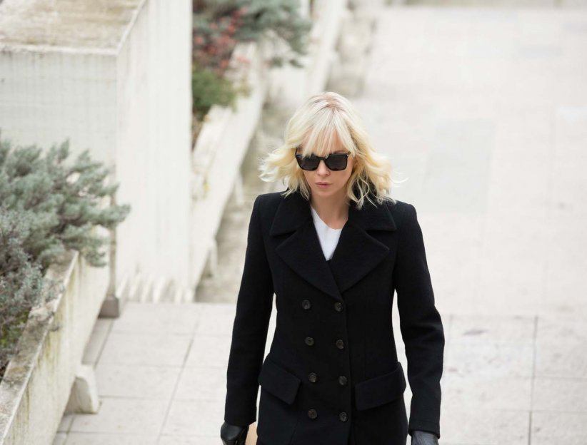 Atomic Blonde : Photo Charlize Theron