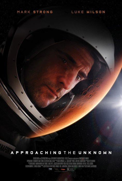 Approaching The Unknown : Affiche
