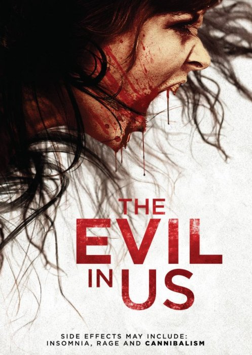 The Evil In Us : Affiche