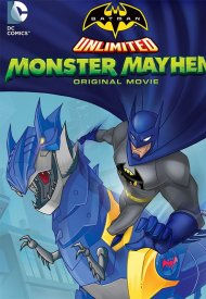 Affiche de Batman unlimited : Monstrueuse pagaille