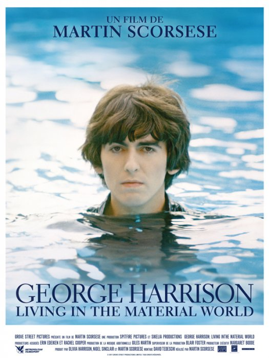 George Harrison: Living in the Material World : Affiche