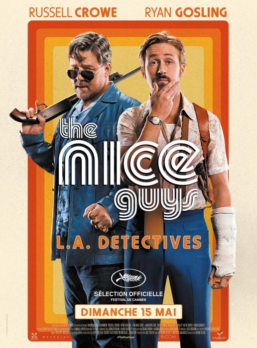 The Nice Guys : Affiche