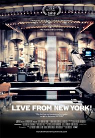 Affiche de Live From New York!