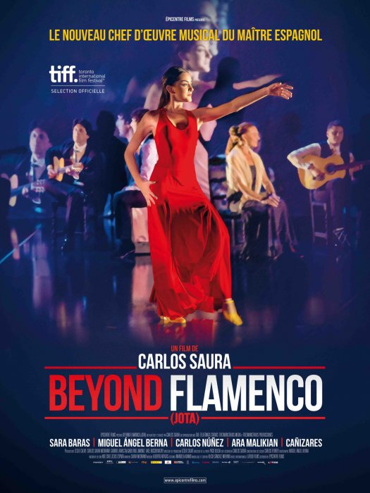 Beyond Flamenco : Affiche
