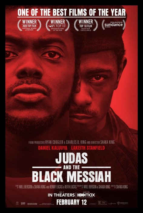 Judas and the Black Messiah : Affiche