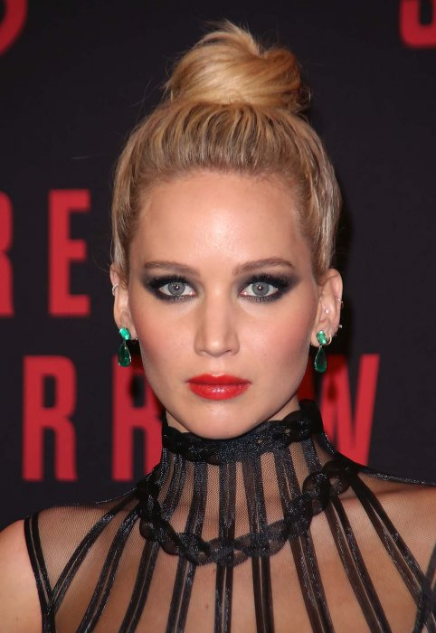 Red Sparrow : Photo promotionnelle Jennifer Lawrence