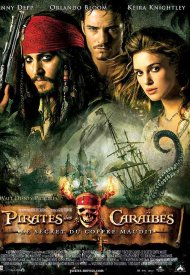 Affiche de Pirates des Caraïbes : le Secret du Coffre Maudit