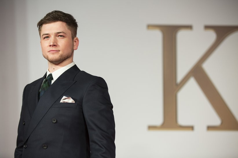 Kingsman : Services secrets : Photo promotionnelle Taron Egerton