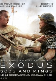Affiche de Exodus: Gods And Kings