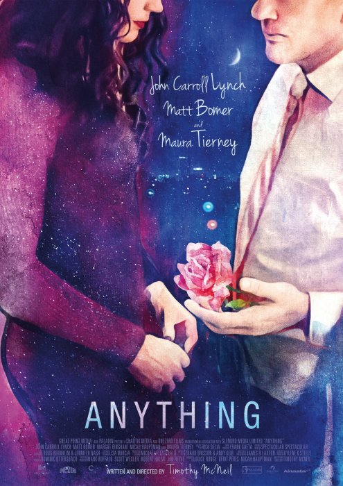 Anything : Affiche