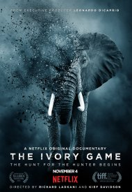 Affiche de The Ivory Game