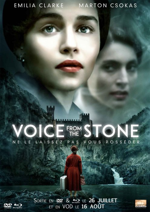 Voice From the Stone : Affiche