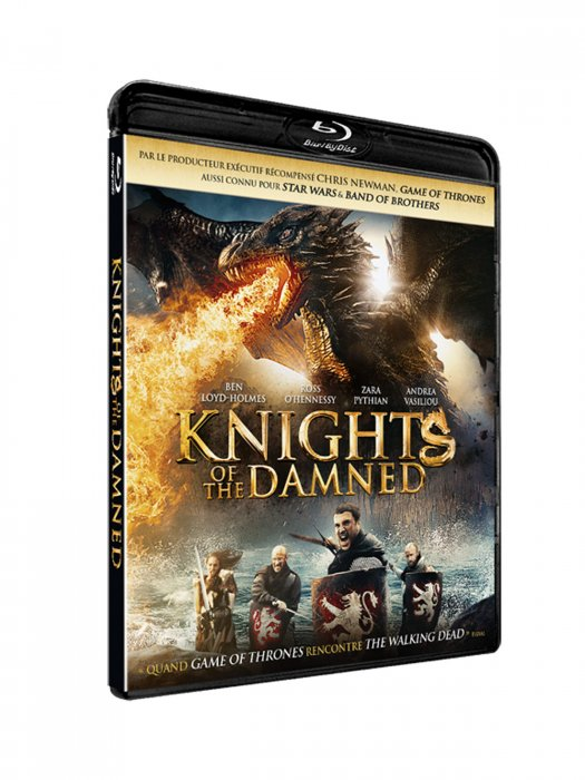 Knights of the Damned : Affiche