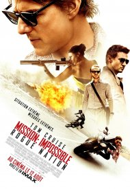 Affiche de Mission: Impossible - Rogue Nation