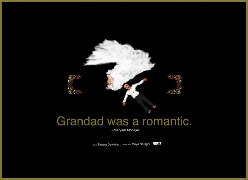 Grandad Was A Romantic : Affiche