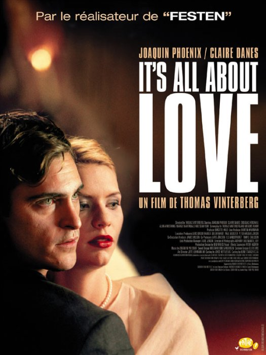 It's All About Love : Affiche
