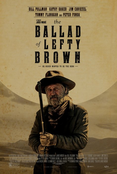 The Ballad of Lefty Brown : Affiche