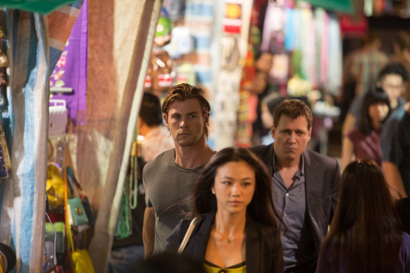 Hacker : Photo Chris Hemsworth, Holt McCallany, Tang Wei
