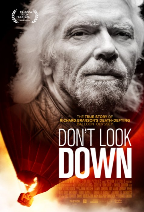 Don't Look Down : Affiche