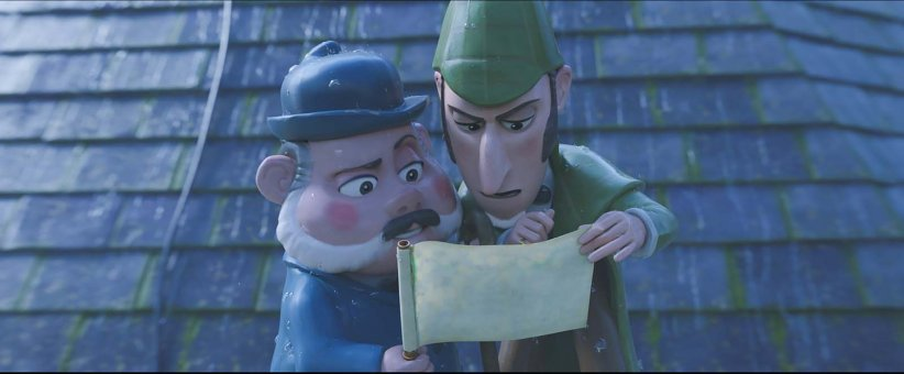 Sherlock Gnomes : Photo