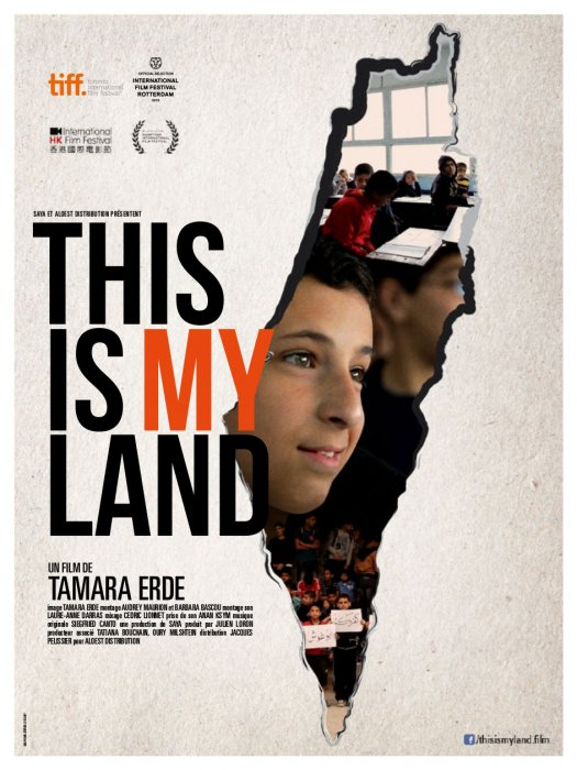 This Is My Land : Affiche