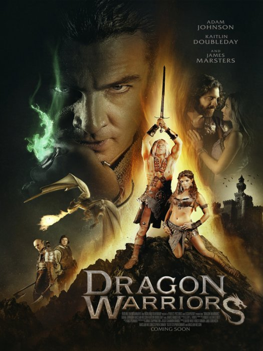 Dragon Warriors : Affiche