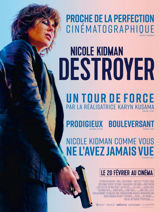 Destroyer : Affiche