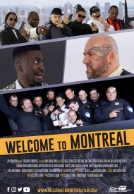 Affiche de Welcome to Montréal