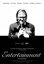 Affiche de Entertainment