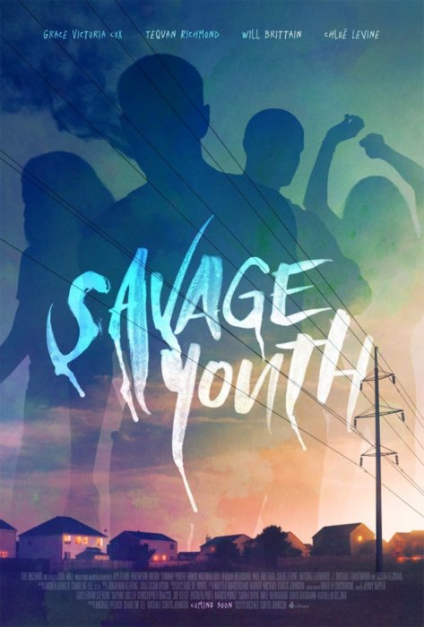 Savage Youth : Affiche