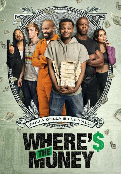 Where's The Money : Affiche
