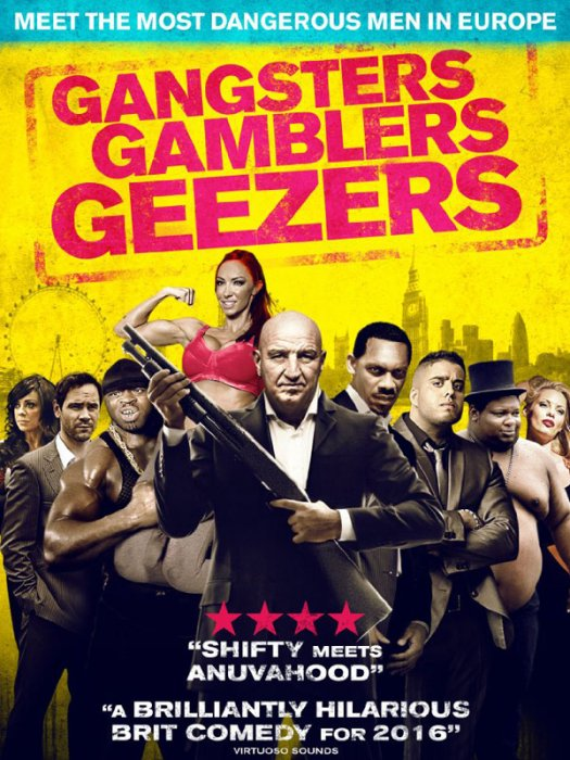 Gangsters Gamblers Geezers : Affiche