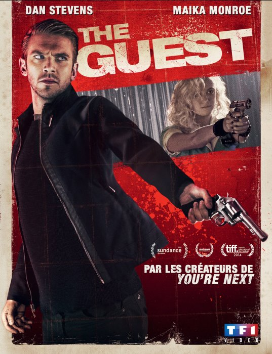 The Guest : Affiche