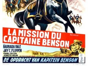 La Mission du Capitaine Benson