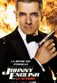 Affiche de Johnny English, le retour
