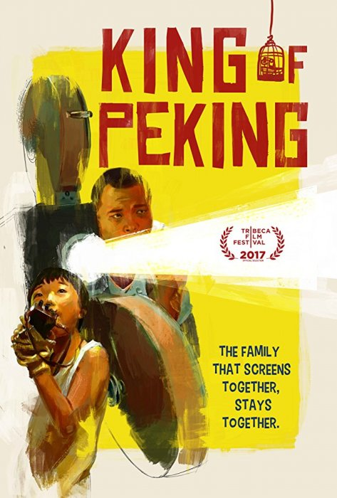King of Peking : Affiche
