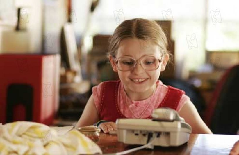 Little Miss Sunshine : Photo Abigail Breslin