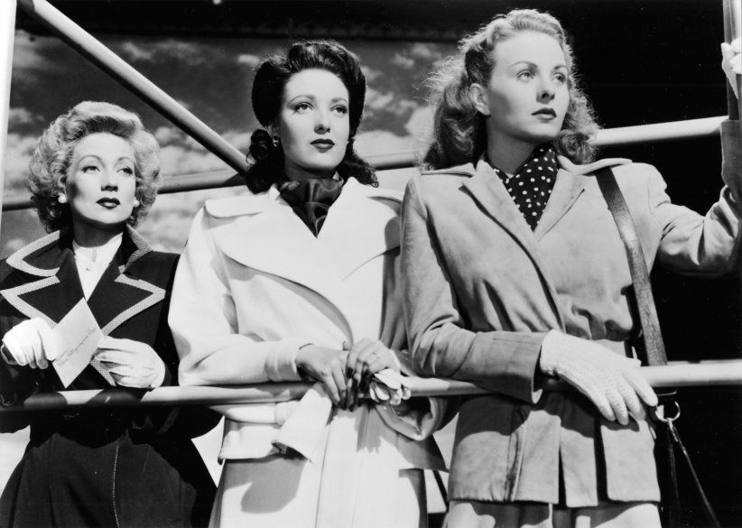 Chaînes conjugales : Photo Ann Sothern, Jeanne Crain, Linda Darnell