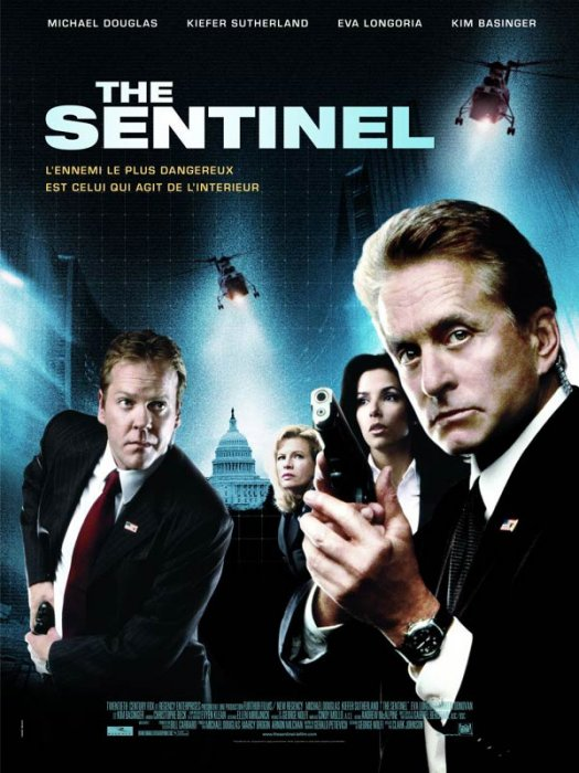 The Sentinel : Affiche Clark Johnson, Kiefer Sutherland
