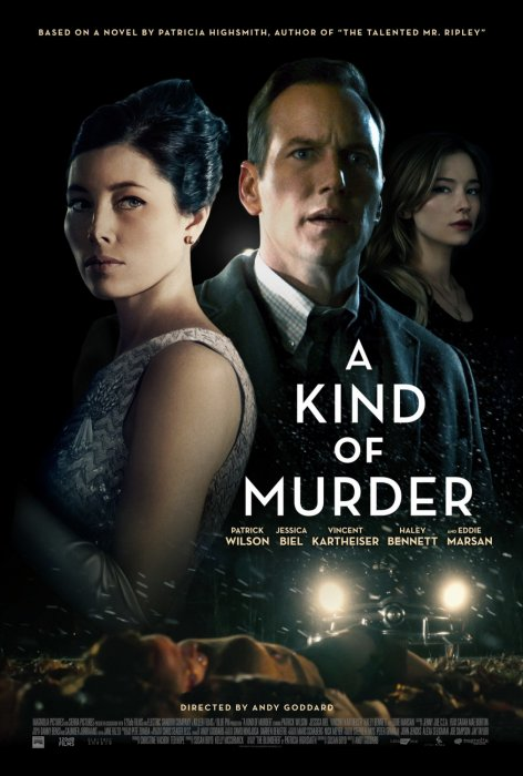 A Kind Of Murder : Affiche