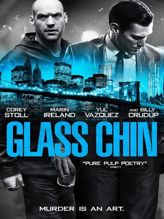 Glass Chin : Affiche