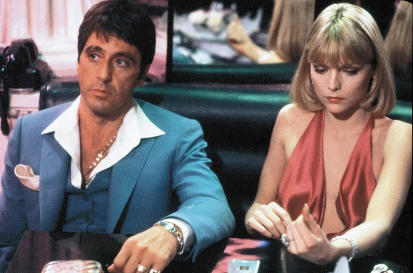 Scarface : Photo Al Pacino, Michelle Pfeiffer