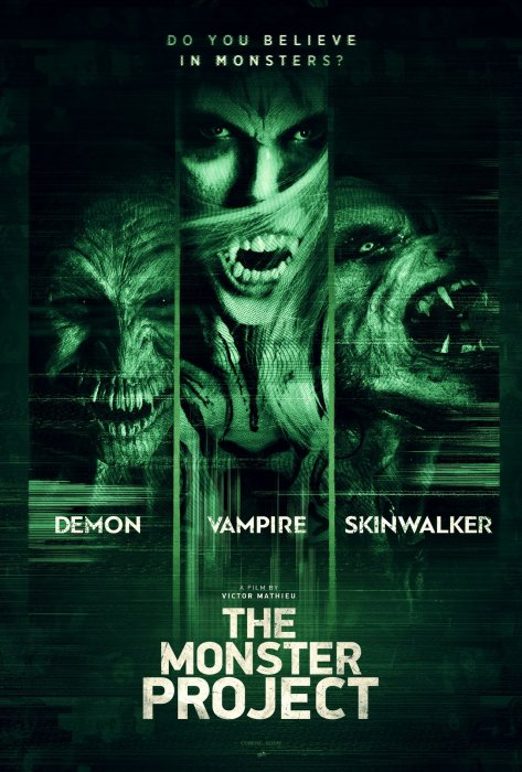 The Monster Project : Affiche