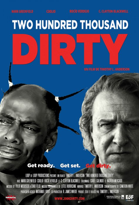 Two Hundred Thousand Dirty : Affiche