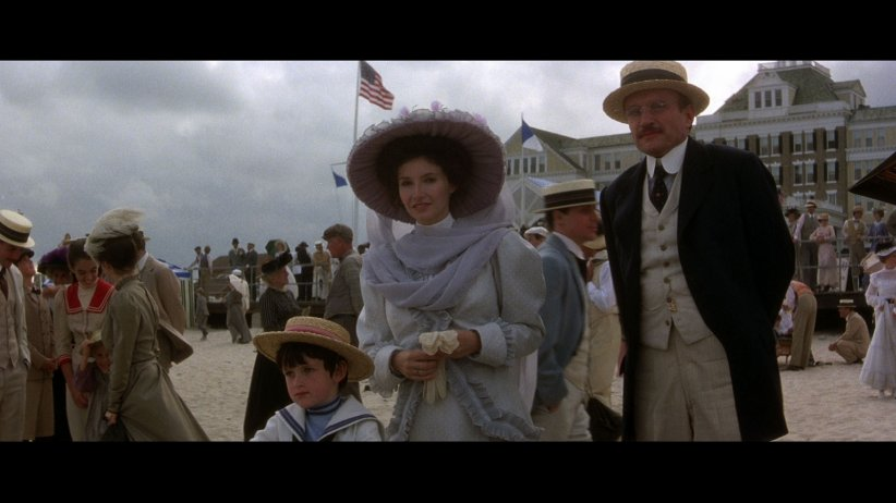 Ragtime : Photo James Cagney, Mary Steenburgen