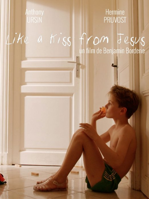 Like a kiss from Jesus : Affiche