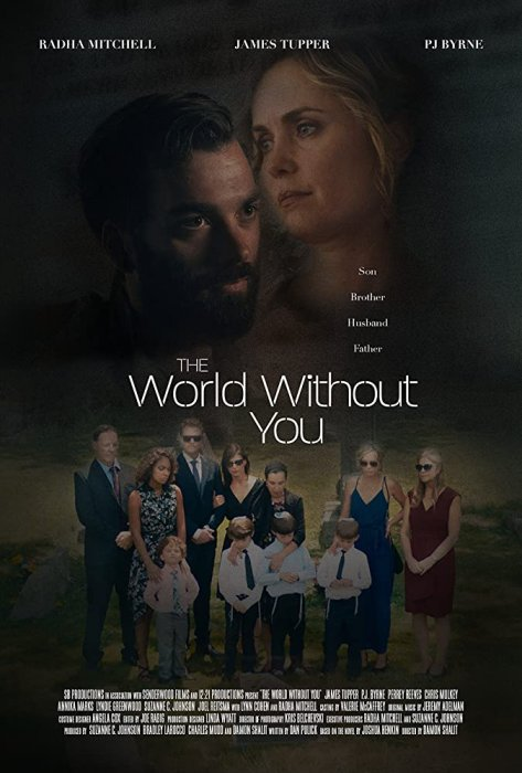 The World Without You : Affiche