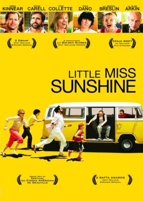 Little Miss Sunshine : Affiche