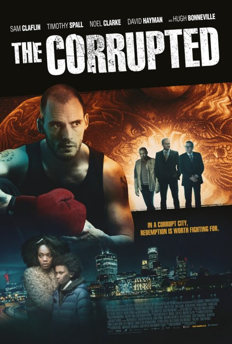 The Corrupted : Affiche