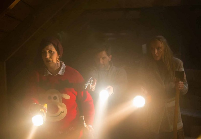 Krampus : Photo Adam Scott, Toni Collette